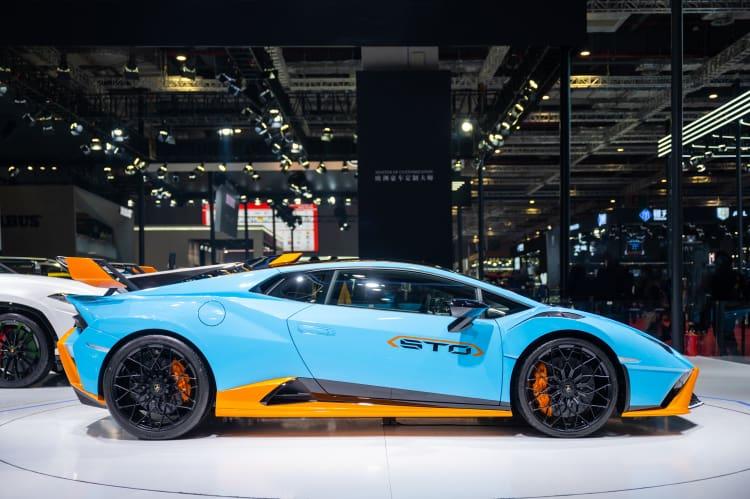 Lamborghini is within top 10 luxury sports cars