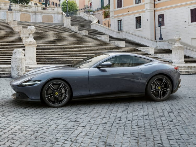 Ferrari Roma is our top pick for luxury sports cars
