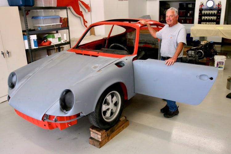 Porsche air cooled