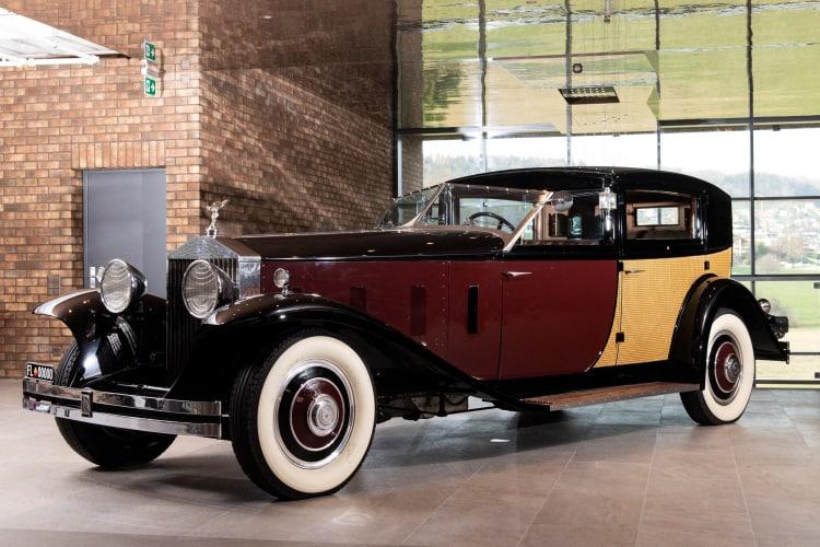 1933 Rolls-Royce Phantom II Special Brougham
