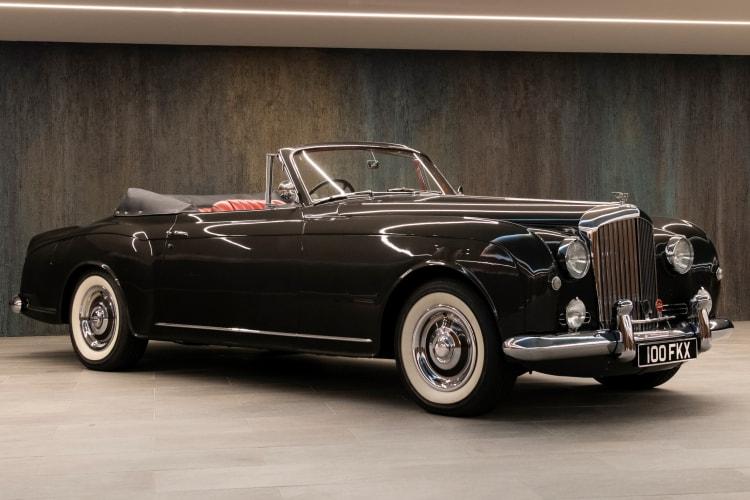 1958 Bentley S1 Continental Drophead