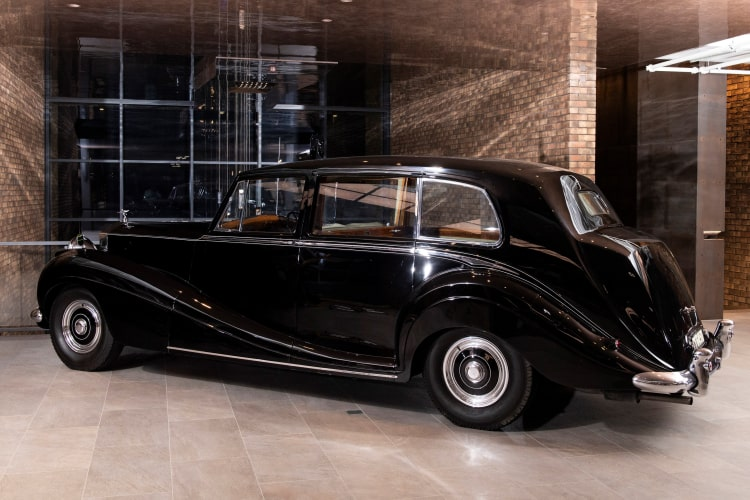 1954 Rolls-Royce Phantom IV Limousine
