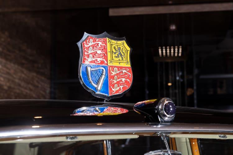Royal limo