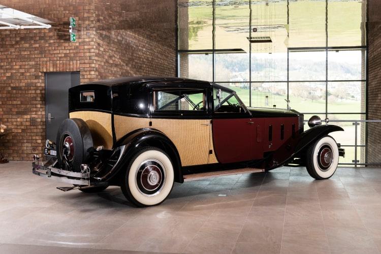 1933 Rolls-Royce Phantom II Special Brougham Town Car