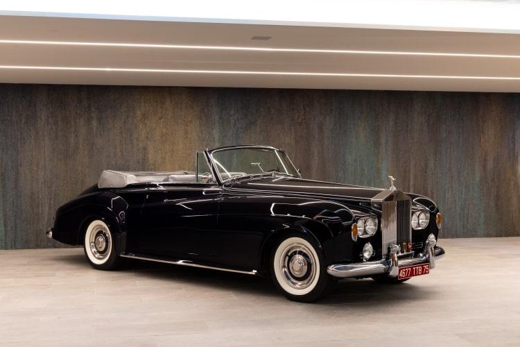 1963 Rolls-Royce Silver Cloud III Drophead