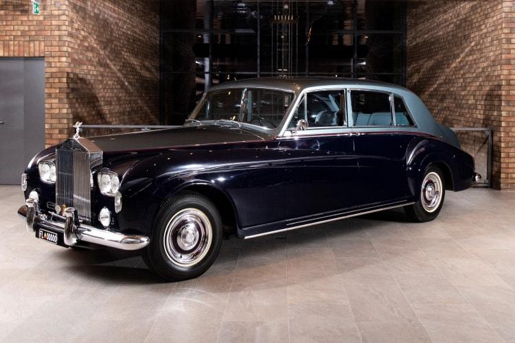 1967 Rolls-Royce Phantom V Touring Limousine