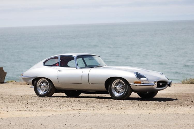1964 Jaguar E-Type Series I 3.8-Liter Coupe
