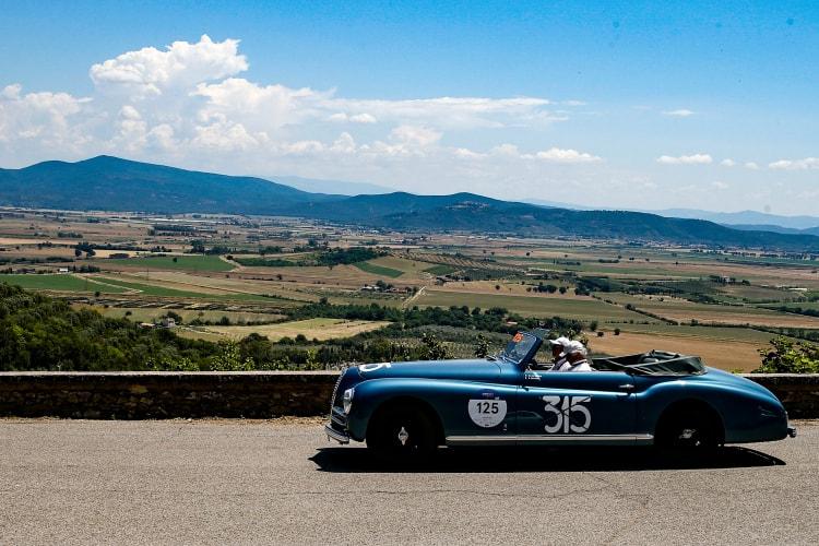 second leg of 1000 Miglia 2021