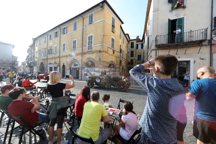 third leg of 1000 Miglia
