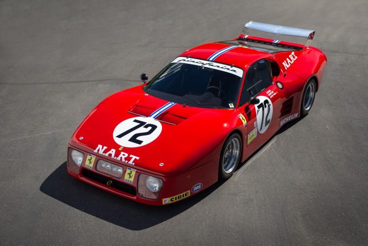 1981 Ferrari 512 BB/LM