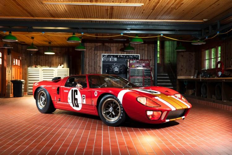 Alan Mann GT40