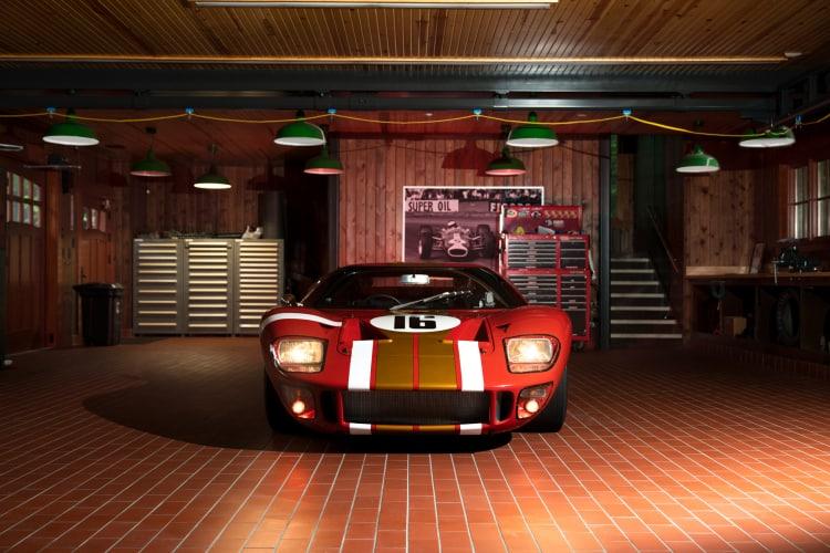 1966 Ford GT40 Alan Mann Lightweight