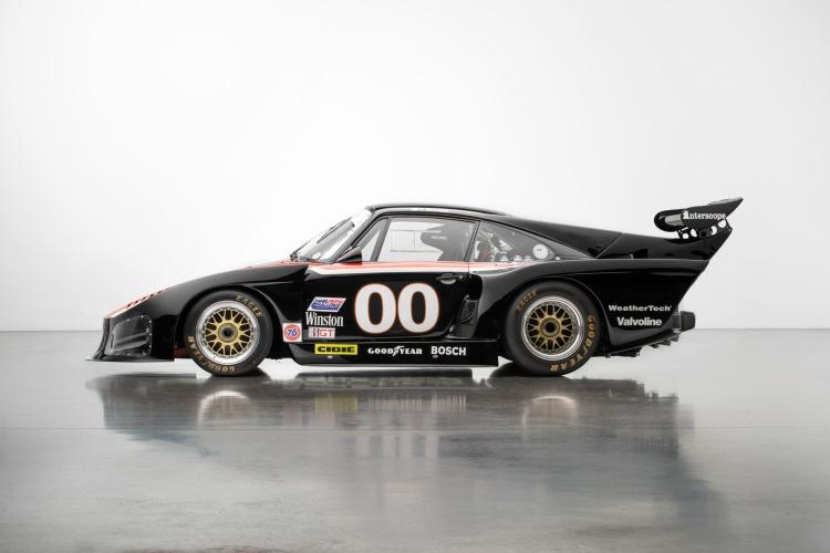 side of 1980 Porsche 935 K3