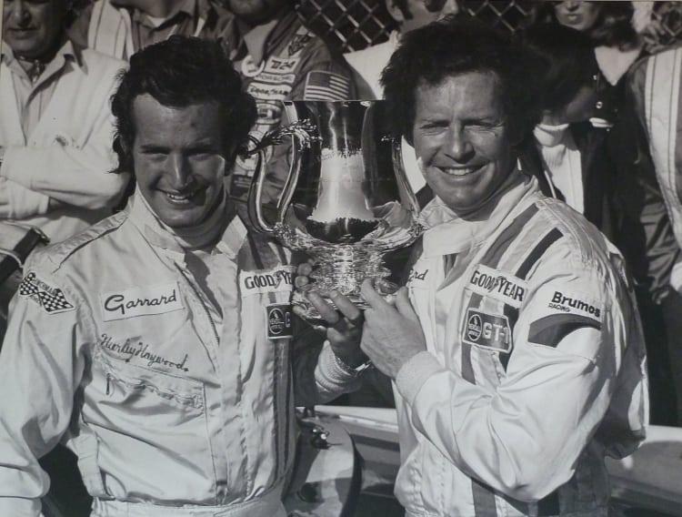 Peter Gregg and Hurley Haywood