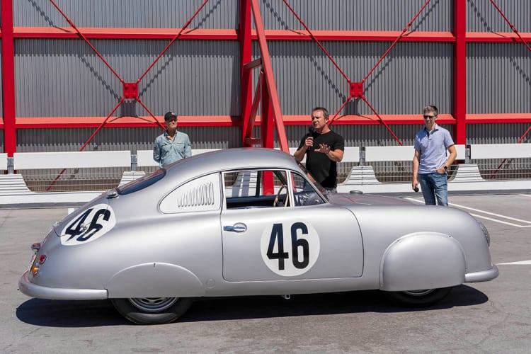 356 Le Man winner