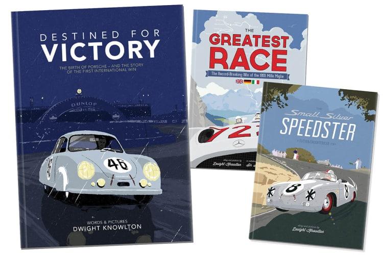Porsche book