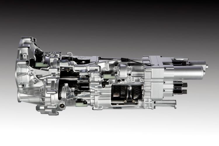 robotized gearbox