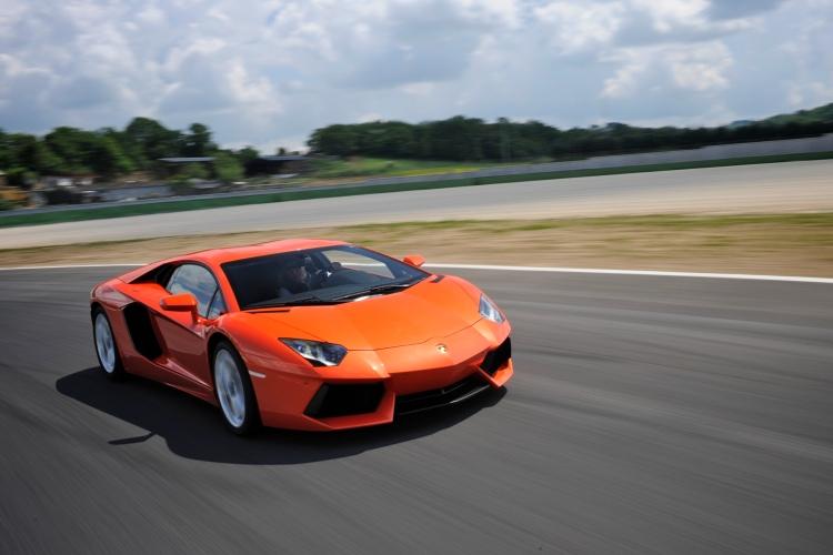 Lamborghini Dinamica Veicolo Attiva