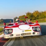 Final Alfa Romeo to Compete at Le Mans to be Auctioned
