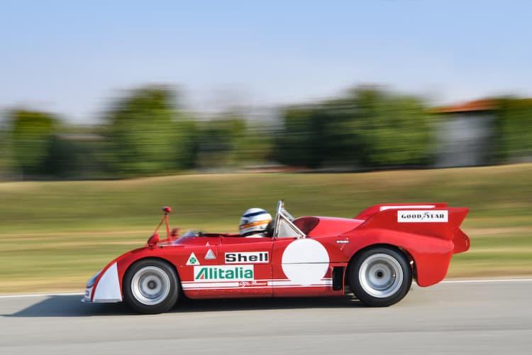1972 Alfa Romeo Tipo 33 TT3