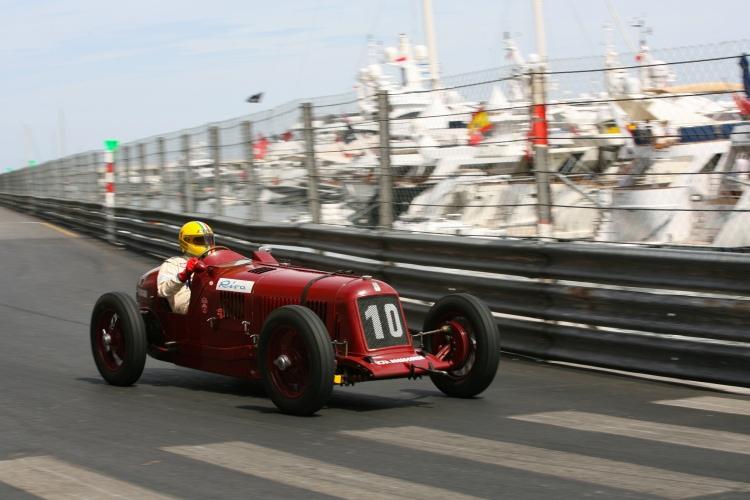 racing the 1928 Maserati Tipo 26B
