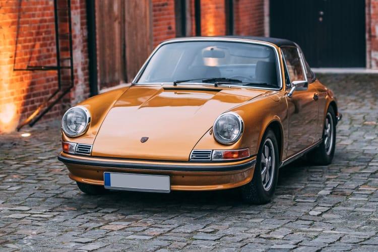 Porsche 911 Targa is our best T Top cars featured