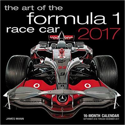 The Art of the Formula 1 Race Car - 2017