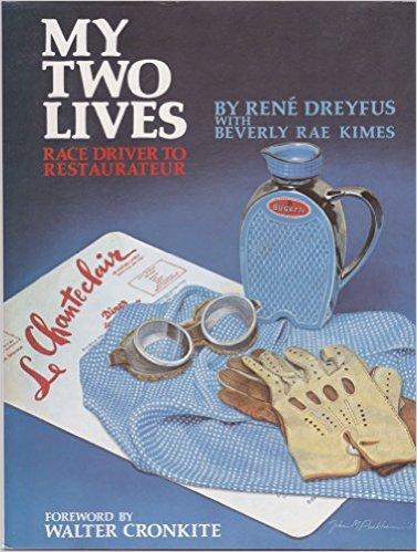 Rene Dreyfus - My Two Lives
