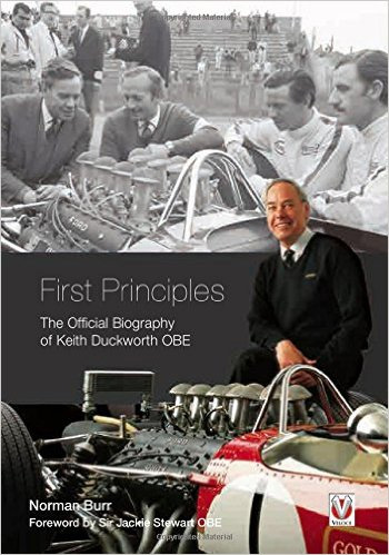 The Official Biography of Keith Duckworth OBE