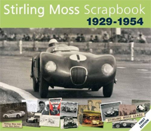 Stirling Moss Scrapbook 1929-1954