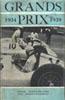 Grands Prix 1934-1939 by Rodney Walkerley