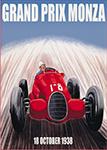 Buy Grand Prix Monza 1938 at Art.com