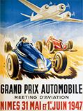 Buy Grand Prix Automobile & Aviation Meeting at Art.com
