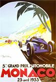 Buy Monaco 1933 at Art.com