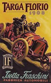 1908 Targa Florio