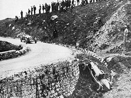 1919 Targa Florio - Antonio Ascari