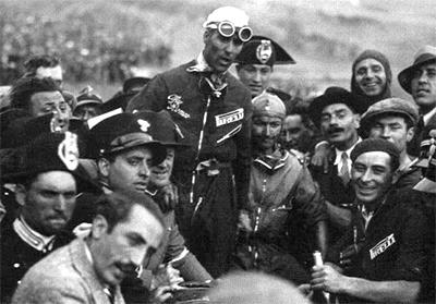 1931 Targa Florio - Tazio Nuvolari