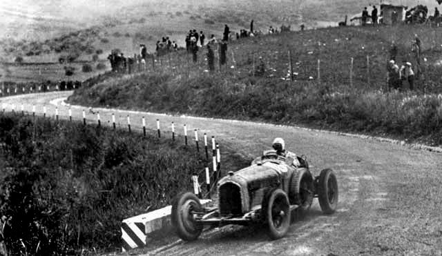1934 Targa Florio
