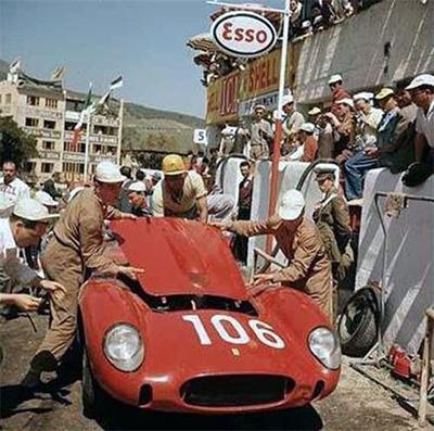 1958 Targa Florio