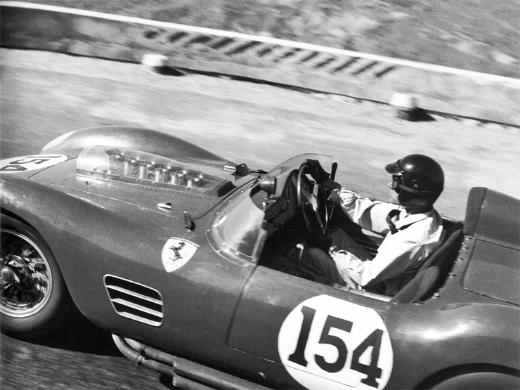 Targa Florio 1959 - Dan Gurney
