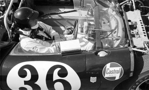1967 Riverside Can-Am Race