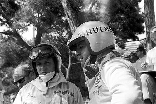 1968 McLaren and Hulme