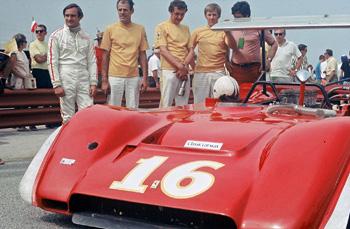 Ferrari 612P