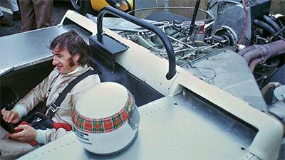 Jackie Stewart - Chaparral 2J