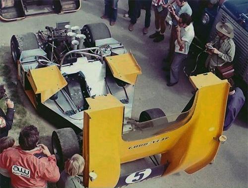 1972 Can Am Season