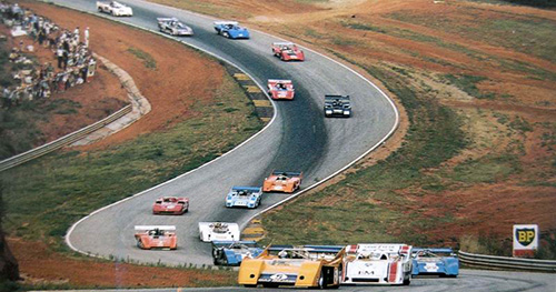 1972 Can Am Race