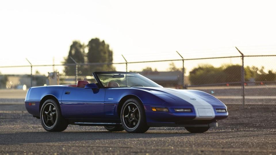 1996 Chevrolet Corvette Grand Sport Roadster