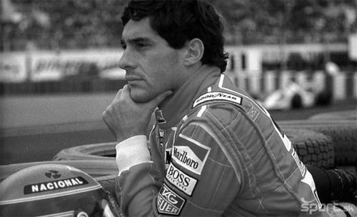 Senna in self-reflection