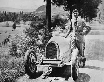 Chiron - Bugatti T35