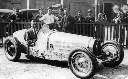 Grand Prix de Dieppe - 1935